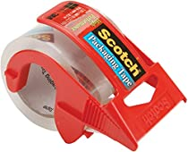 Scotch Heavy Duty Packaging Tape, 2 x 800-Inches (142)