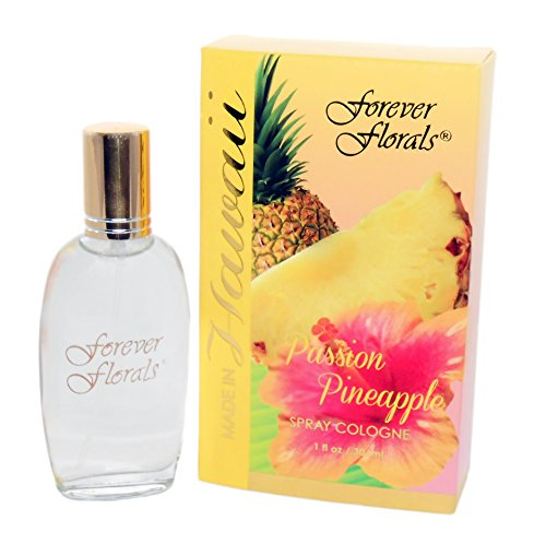 (FF Spray Cologne, 1.0 Oz. Passion Pineapple)