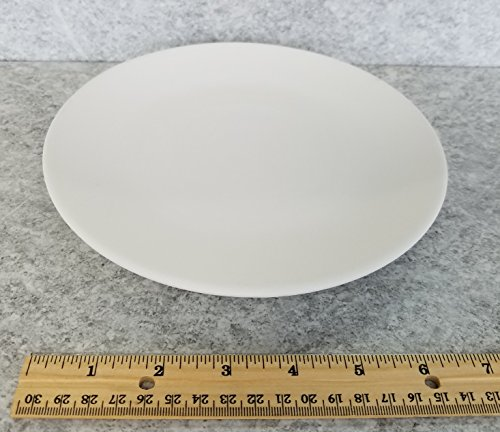 Bisque - Coupe Salad Plate 7 1/4