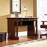 Sauder Palladia Writing Desk, Cherry