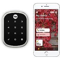 Yale Assure HomeKit Enabled Combination Smart Door Lock (Satin Nickel)