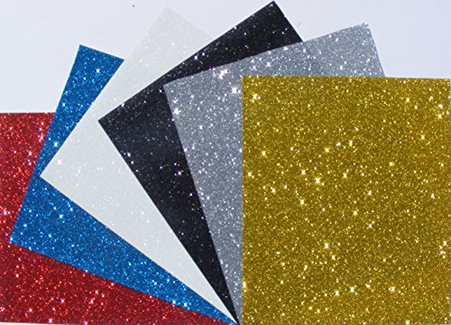 Qbc Craft Glitter Transfer Silhouette