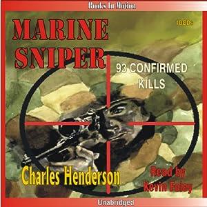Marine Sniper Audiobook