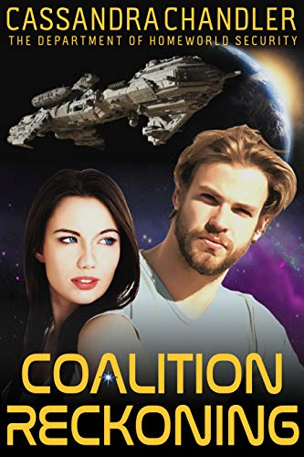 Coalition Reckoning (The Department of Homeworld Security Book 10)