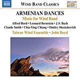 Armenian Dances %2D Music For Wind Band