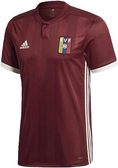 adidas Venezuela - Camiseta de Equipación Hombre: Amazon.es: Ropa y accesorios