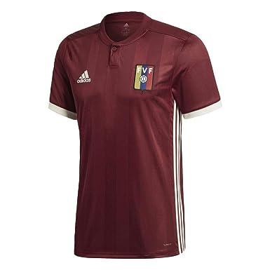 Camiseta EquipaciónHombre Venezuela Camiseta Venezuela EquipaciónHombre De De Venezuela Camiseta Adidas Adidas Adidas fgv6Yb7y