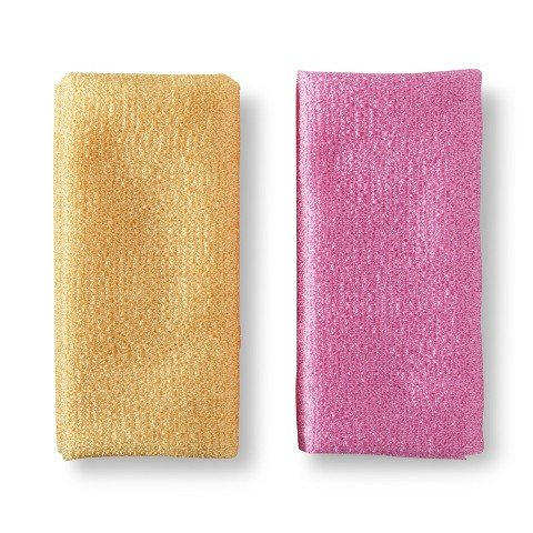 The Bathery Exfoliating Gentle Bath Cloth - Assorted