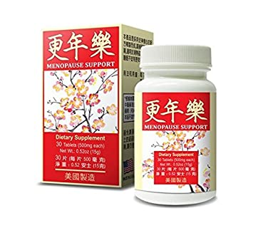 Amazon com: Menopause Support Herbal Supplement For Womens