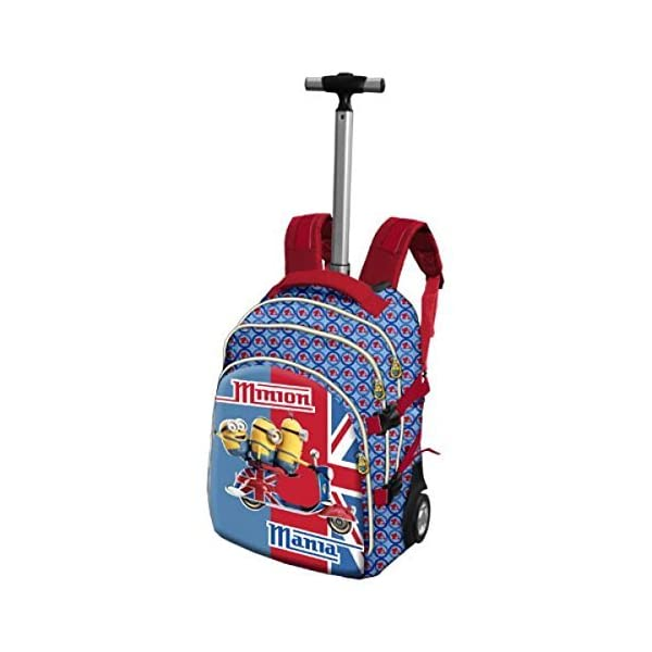 68fac0317c Minions – Zaino Trolley – TravelKit