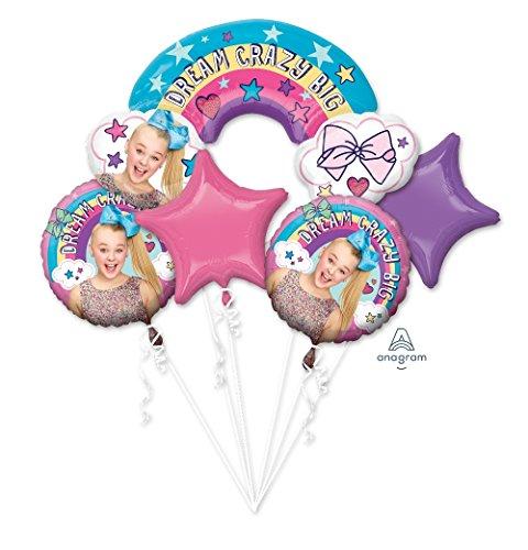 ANAGRAM INTERNATIONAL 3869601 Foil Balloon Bouquet, Various, Multi ()
