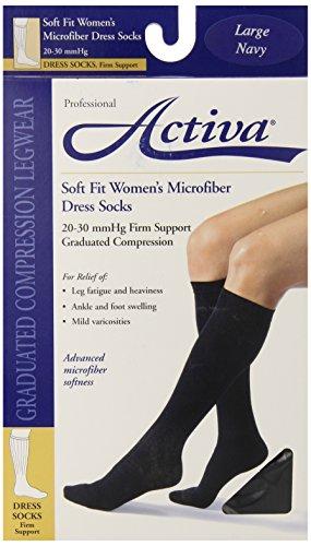 Activa 20 30 mmHg Socks Large product image