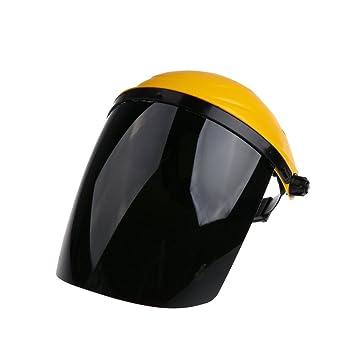 Homyl Casco de Policarbonato Montado de Seguridad Herramientas Manuales Eléctricas Mesa Aire Libre - gris, como se describe: Amazon.es: Bricolaje y ...