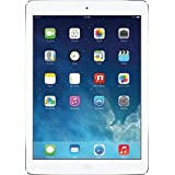 Apple iPad Air MD790LL/A (64GB, Wi-Fi, White with Silver) (Certified Refurbished)