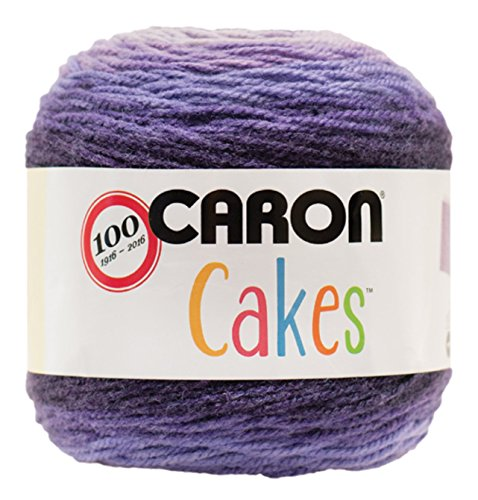 Caron Cakes Self Striping Yarn 383 yd 200 g (Bumbleberry)