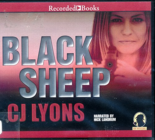 Black Sheep by C.J. Lyons Unabridged CD Audiobook for sale  Delivered anywhere in USA