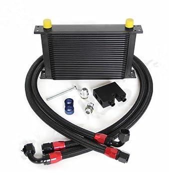 GOWE 25 fila Temperatura de aceite kit para BMW N54 Motor Twin Turbo 135i (E82) 335i (e90.e92.e93): Amazon.es: Coche y moto