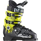 NEW Salomon X MAX LC 65 JR Alpine downhill skis boots - 24.5/2015