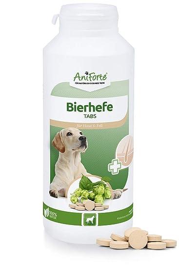 Aniforte Bierhefe Tabs 500 Stuck Naturprodukt Fur Hunde