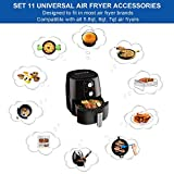 Air Fryer Accessories for COSORI Ninja GoWISE