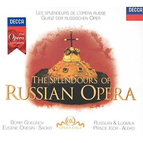 The Splendours of Russian Opera