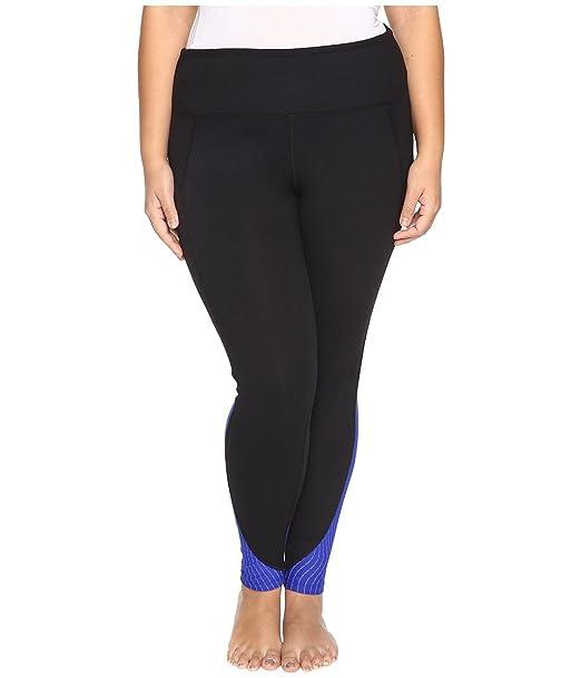 9a400717fe10 Marika Curves Women s Plus Size Jordan Glare Leggings Cobalt Ink Pants