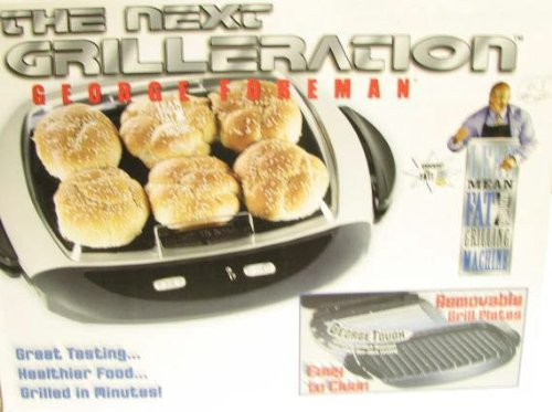 George Foreman Next Generation Contact Grill