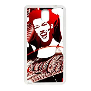 Happy Drink brand Coca Cola fashion cell phone case for samsung galaxy note3