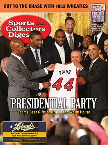 Sports Collectors Digest - Magazine Subscription from MagazineLine (Save 61%)