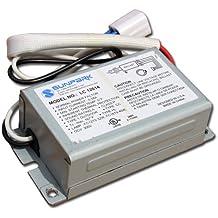 Sunpark LC-12014T (1) FC12T9 32 Watt Circline (1) 2D 38 Watt (1) FC16T9 40 Watt Circline (1) FC9T9 30 Watt Circline Lamp Compact Electronic Fluorescent Ballast With Circline Lamp Plug 120 Volt