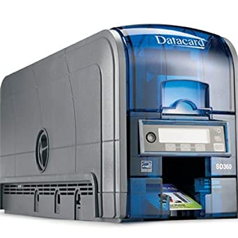DataCard SD360 Impresora de Tarjeta plástica - Impresora de ...