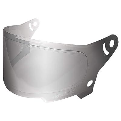 Bell Eliminator Provision Shield, Dark Silver Iridium: Automotive