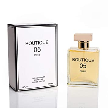 Amazoncom Boutique 05 By Lovali Perfume For Women Eau De Parfum