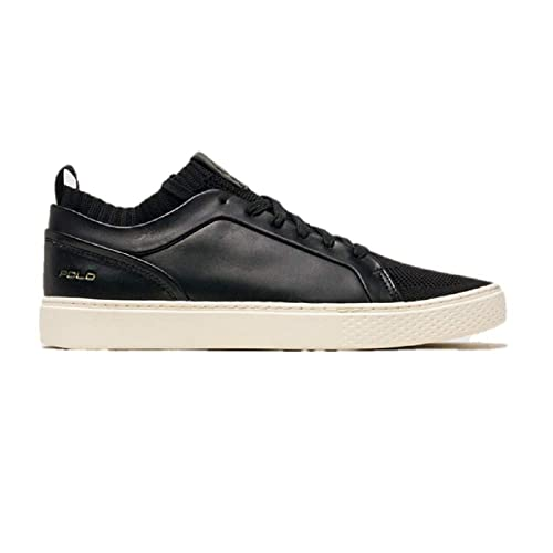 Ralph Lauren Court Shoes Trainers Ath Polo Sk 150 Knitted 6ygbY7fv