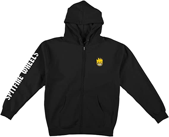 A Hoodie from a Skate Brand