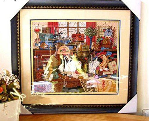 クロスステッチキット 刺繍キット 縫製ルーム TSK0059 B00PXWNR1Y