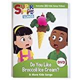 Do You Like Broccoli Ice Cream? & More Kids Songs - DVD