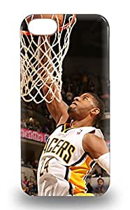 Waterdrop Snap On NBA Indiana Pacers Paul George #24 3D PC Case For Iphone 5/5s ( Custom Picture iPhone 6, iPhone 6 PLUS, iPhone 5, iPhone 5S, iPhone 5C, iPhone 4, iPhone 4S,Galaxy S6,Galaxy S5,Galaxy S4,Galaxy S3,Note 3,iPad Mini-Mini 2,iPad Air )