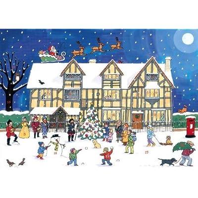 Alison Gardiner - Calendrier de l'Avent traditionnel : Noël dans la vieille maison du village