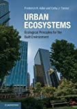 img - for Urban Ecosystems: Ecological Principles for the Built Environment book / textbook / text book