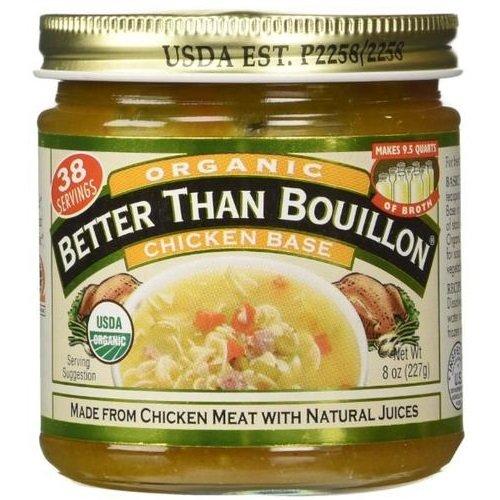 Better Than Bouillon, Organic, Chicken Base, 8 oz (227 g) - 2pcs -