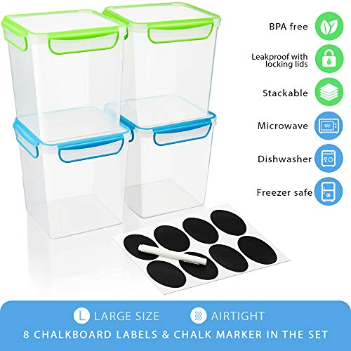 Buy sealed kitchen containers