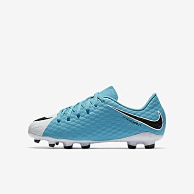 c3a6552a98d23 Image Unavailable. Image not available for. Color  Nike Jr Hypervenom  Phelon III FG ...