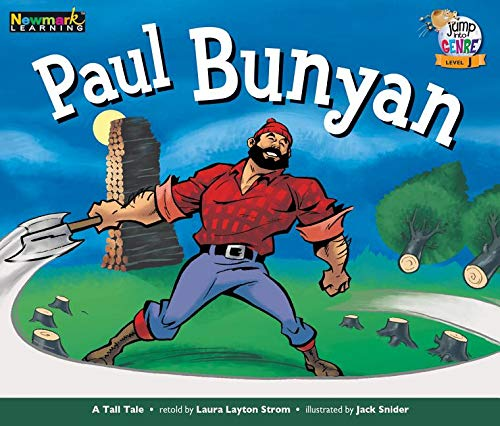 Image of Paul Bunyan Leveled Text (Jump Into Genre (En))