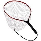 PLUSINNO Fly Fishing Net Fish Landing Net,...