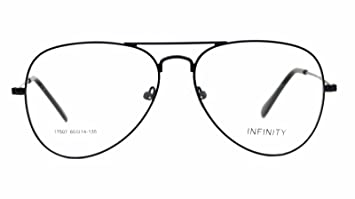 6366cef149b Image Unavailable. Image not available for. Color  INFINITY AVIATOR (60)  TRANSITIONS (GRAY) Progressive Varifocal Multifocal Reading Glasses ...