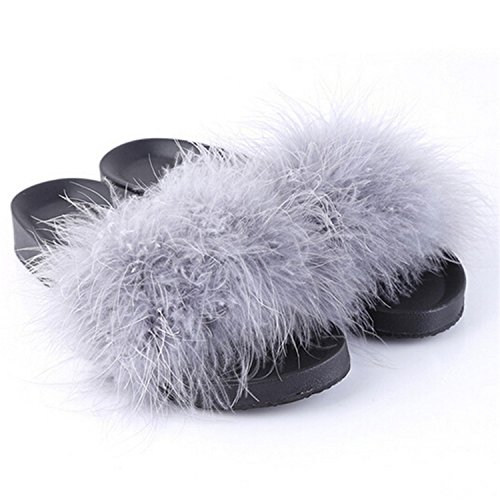 Flats Flip Breathable Platform Female Penin Flops Shoes 2018 Fashion Silver Summer 8 Slides Women Luxury White Women Slippers Bling 5 z7Pzxwf6q