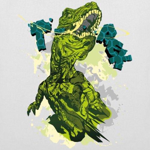 White Animal Dinosaur rex T Spreadshirt Planet Bag Tote dqwxg0