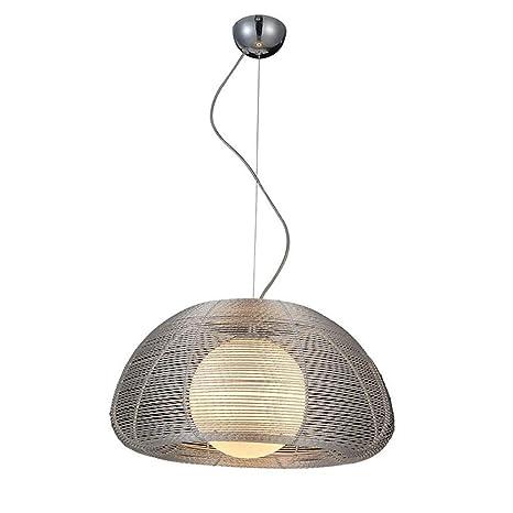 Aylover - Lámpara de techo de estilo retro - Lámpara de ...