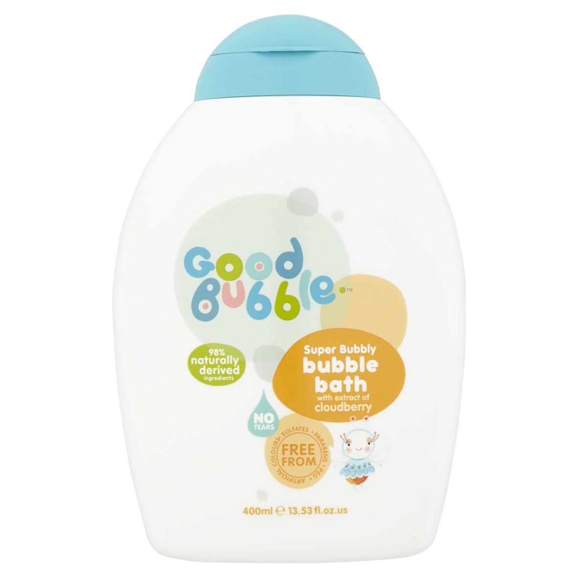 Bonne Bubble sans sulfate Bain moussant à l'extrait de polaires 400ml ELLA BANKS LTD 78310
